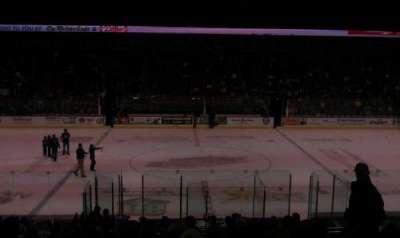 Intrust Bank Arena, Abschnitt: 103, Reihe: T, Platz: 11