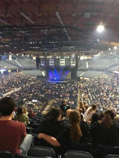 Allstate Arena, Abschnitt: 214, Reihe: M, Platz: 11