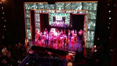 Marquis Theatre, Abschnitt: MEZZ, Reihe: A, Platz: 2