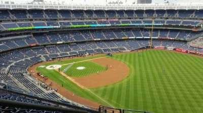 Yankee Stadium, Abschnitt: 409, Reihe: 12, Platz: 24