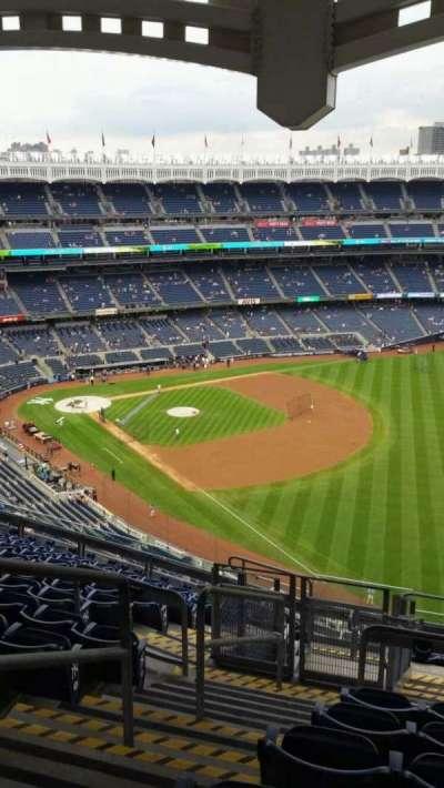 Yankee Stadium, Abschnitt: 409, Reihe: 12, Platz: 23