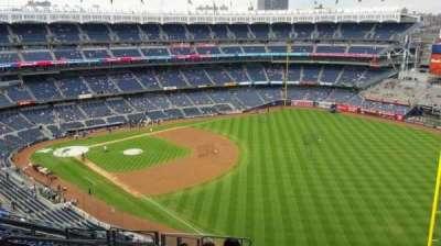 Yankee Stadium, Abschnitt: 409, Reihe: 12, Platz: 20