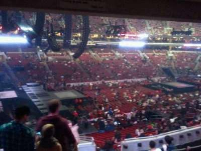 Wells Fargo Center, Abschnitt: Club Box 22