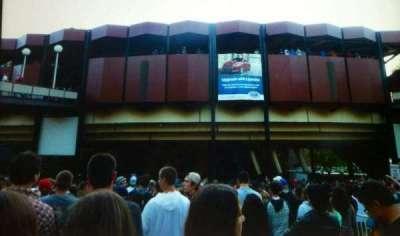 Saratoga Performing Arts Center, Abschnitt: Lawn