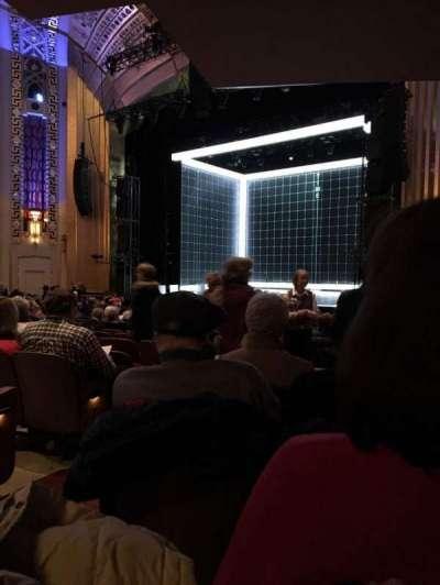 The Bushnell Center for the Performing Arts - Mortensen Hall, Abschnitt: ORCH F, Reihe: T, Platz: 4