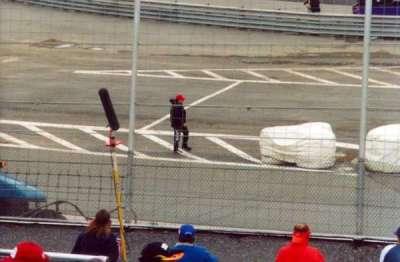 Dover International Speedway, Abschnitt: 115, Reihe: 12, Platz: 7