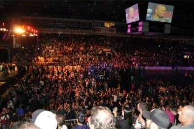 Ricoh Coliseum, Abschnitt: 101, Reihe: 15, Platz: 5