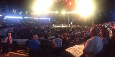 Allstate Arena, Abschnitt: 112, Reihe: D, Platz: 1