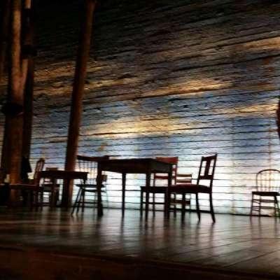 Gerald Schoenfeld Theatre, Abschnitt: Orch, Reihe: A, Platz: 114