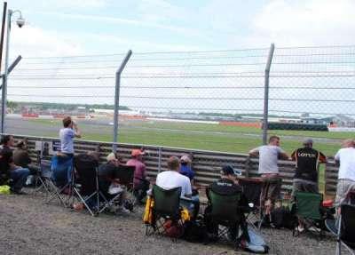 Silverstone Circuit, Abschnitt: General Admission