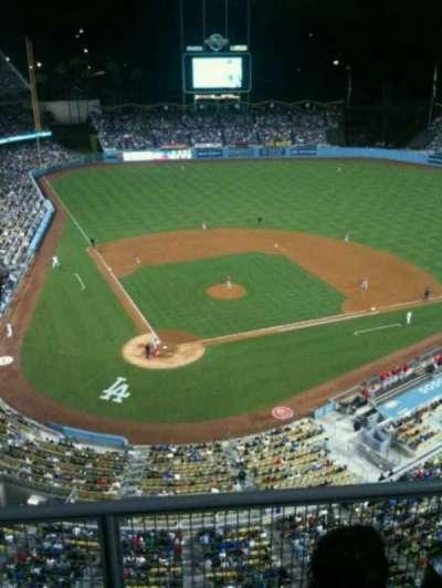 Dodger Stadium, Abschnitt: 6TD, Reihe: C, Platz: 14