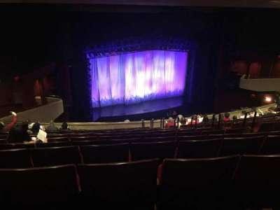 Marquis Theatre, Abschnitt: Mezzanine, Reihe: M, Platz: 1