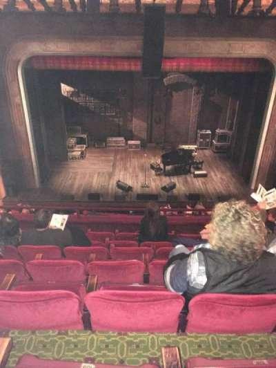 Walter Kerr Theatre, Abschnitt: Mezz, Reihe: G, Platz: 110
