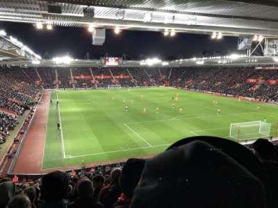 St Mary's Stadium, Abschnitt: Away Section Block 46, Reihe: LL, Platz: 1192