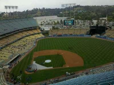 Dodger Stadium, Abschnitt: 12TD, Reihe: R, Platz: 6