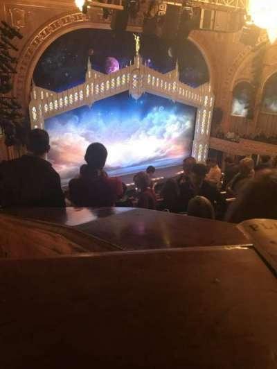 Eugene O'Neill Theatre, Abschnitt: MEZZL, Reihe: J, Platz: 11