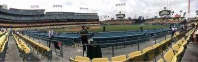 Dodger Stadium, Abschnitt: 32FD, Reihe: C, Platz: 2