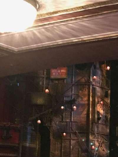 Broadway Theatre - 53rd Street, Abschnitt: ORCH, Reihe: T, Platz: 1