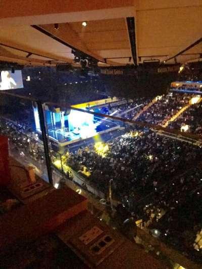 Madison Square Garden, Abschnitt: 328, Reihe: 2, Platz: 5