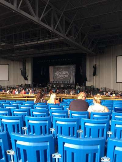 PNC Music Pavilion, Abschnitt: 5, Reihe: Q, Platz: 21