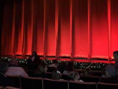 Radio City Music Hall, Abschnitt: Orchestra 3, Reihe: FF, Platz: 310