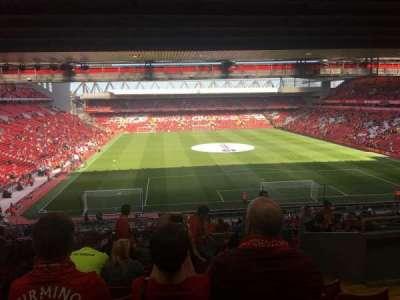 Anfield, Abschnitt: 304, Reihe: 58, Platz: 0145