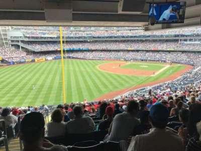 Yankee Stadium, Abschnitt: 232A, Reihe: 23, Platz: 17