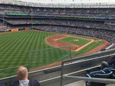 Yankee Stadium, Abschnitt: 331, Reihe: 3, Platz: 1