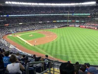 Yankee Stadium, Abschnitt: 309, Reihe: 7, Platz: 23