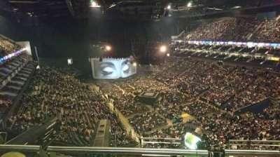 The O2 Arena, Abschnitt: 409, Reihe: H, Platz: 651