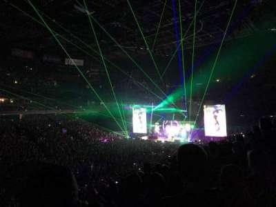 Nationwide Arena, Abschnitt: 106, Reihe: Y, Platz: 6
