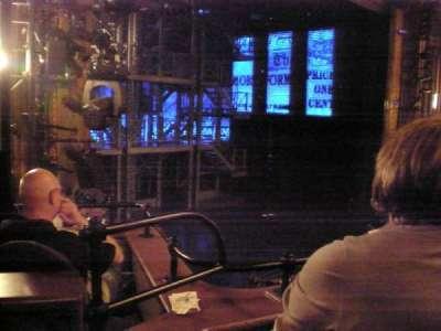 Nederlander Theatre, Abschnitt: Left Mezzanine, Reihe: CC, Platz: 29