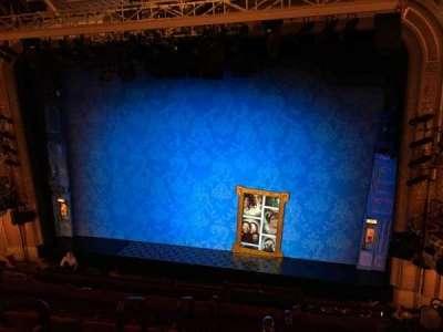 Walter Kerr Theatre, Abschnitt: Mezzanine Right, Reihe: F, Platz: 4