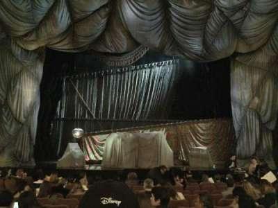 Majestic Theatre, Abschnitt: ORCHC, Reihe: J, Platz: 106