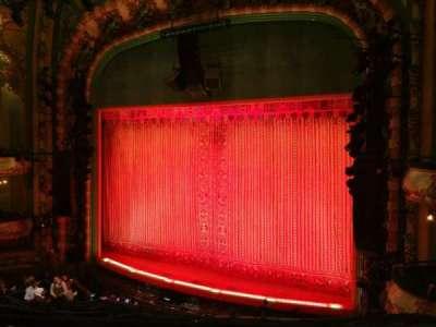 New Amsterdam Theatre, Abschnitt: MEZZ, Reihe: CC, Platz: 14
