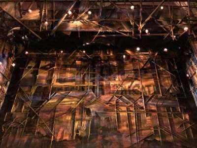 Broadway Theatre - 53rd Street, Abschnitt: ORQ, Reihe: I, Platz: 107
