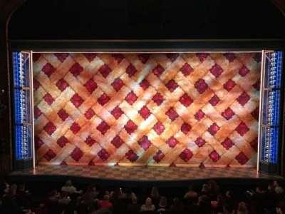 Brooks Atkinson Theatre, Abschnitt: FMEZZ, Reihe: A, Platz: 108