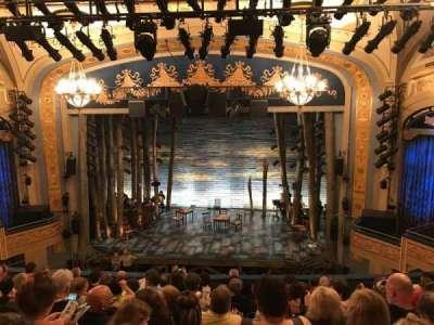 Gerald Schoenfeld Theatre, Abschnitt: MEZZ, Reihe: J, Platz: 111