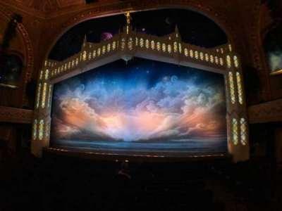 Eugene O'Neill Theatre, Abschnitt: ORCHR, Reihe: M, Platz: 2
