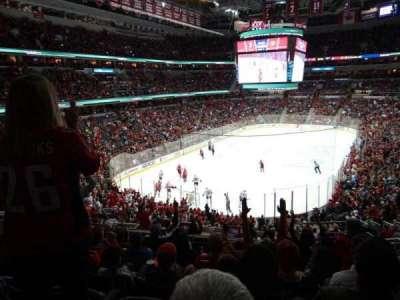 Capital One Arena, Abschnitt: 118, Reihe: SRO, Platz: 10