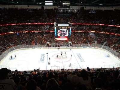 Honda Center, Abschnitt: 434, Reihe: R, Platz: 11