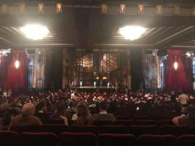 Pantages Theatre (Hollywood), Abschnitt: Orchestra C, Reihe: VV, Platz: 111