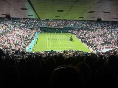 Wimbledon, Centre Court, Abschnitt: 511, Reihe: ZB, Platz: 210