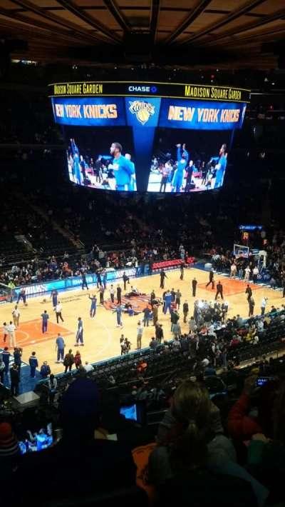 Madison Square Garden, Abschnitt: 211