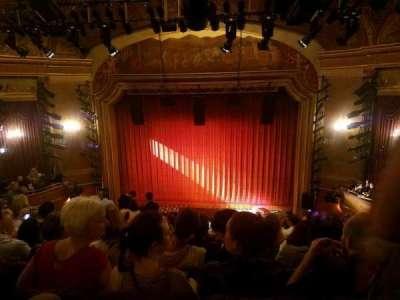 St. James Theatre, Abschnitt: Mezz, Reihe: N, Platz: 103