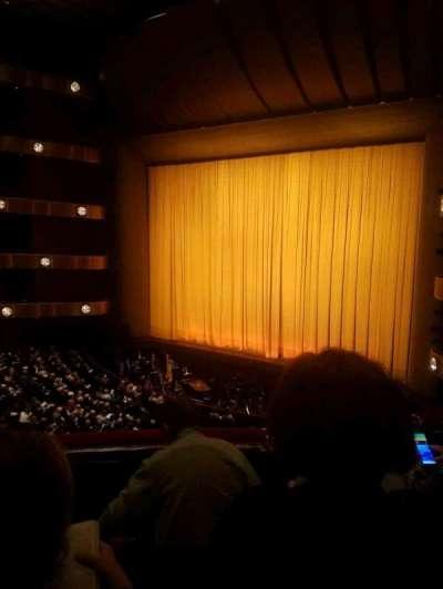 David H. Koch Theater, Abschnitt: 2nd Ring, Reihe: C, Platz: 28