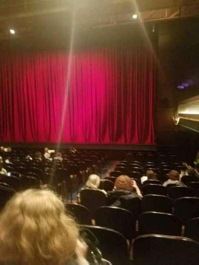The Joyce Theater, Abschnitt: orchestra, Reihe: o, Platz: 6