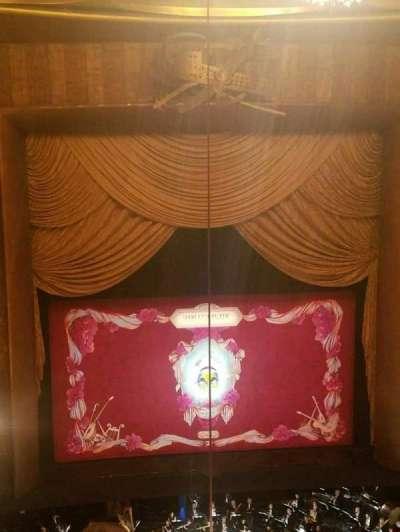 Metropolitan Opera House - Lincoln Center, Abschnitt: Balcony, Reihe: C, Platz: 117