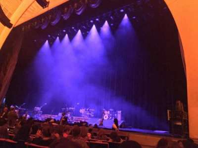 Radio City Music Hall, Abschnitt: Orchestra 2, Reihe: JJ, Platz: 211