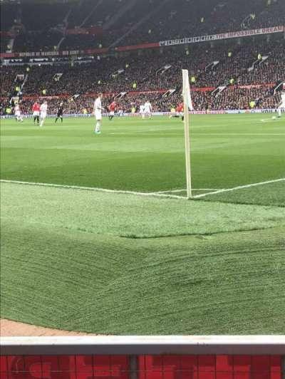 Old Trafford, Abschnitt: E132, Reihe: CC, Platz: 20